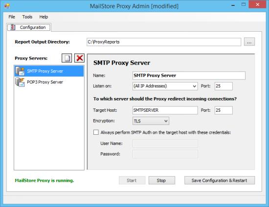 MailStore Proxy - MailStore Server Help