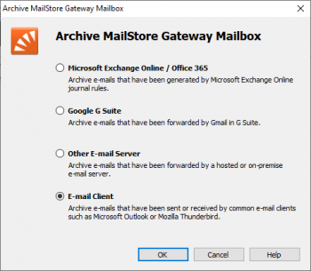 Archiving Emails Without Your Own Emailserver - MailStore